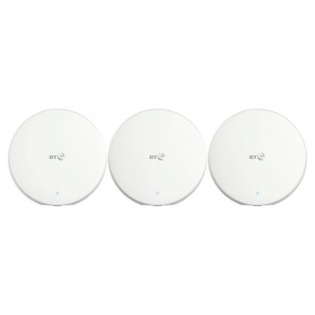 BT WHOLEHOME-MINIX3 3 Mini Whole Home WiFi Extenders