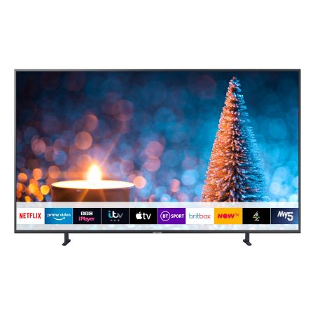 "Samsung UE49RU8000 49"" 4K TV Smart Ultra HD HDR LED"