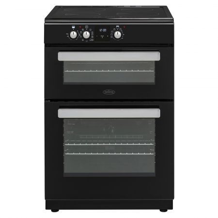 Belling FSI608MFTCBLK 600mm Electric Cooker