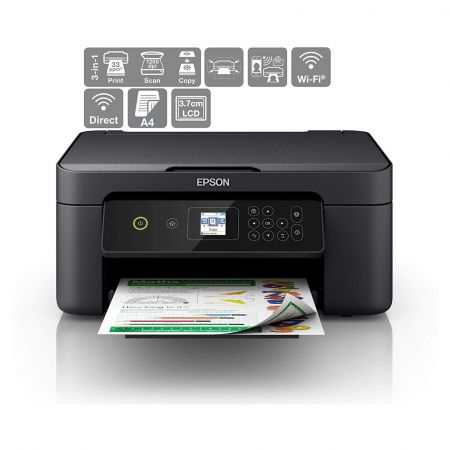 Epson Expression Home XP3100 3-in-1 Wireless Inkjet Printer