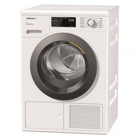 Miele TCF640WP 8kg Heat Pump Dryer with EcoSpeed
