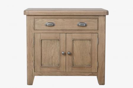 Hoten 1 Drawer 2 Door Sideboard Oak