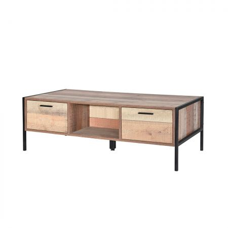 Nottingham Coffee Table With Drawers