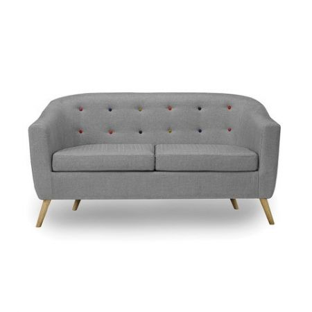 Oxford Sofa With Buttons