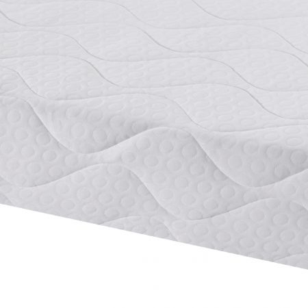 Infusion 125mm Reflex Foam 75mm Memory Foam Temperature Sensitive Mattress