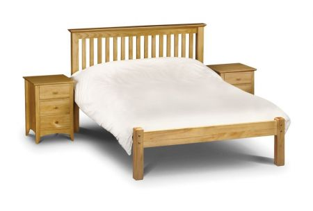 Marca Bed - Low Foot End
