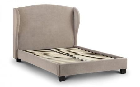 Nuwana Velvet Wing Bed