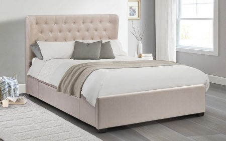 Hevena Storage Bed with 2 Drawers
