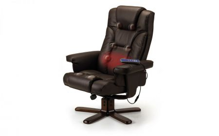 Falmo Massage Recliner & Stool