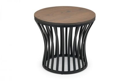 Wasmore Round Lamp Table