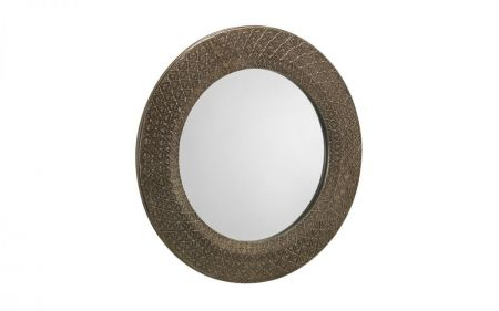 Cadont Pewter Wall Mirror