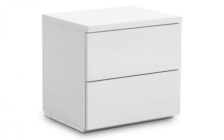 Morroco 2 Drawer Bedside Table