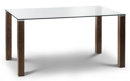 Canya Glass Top Dining Table