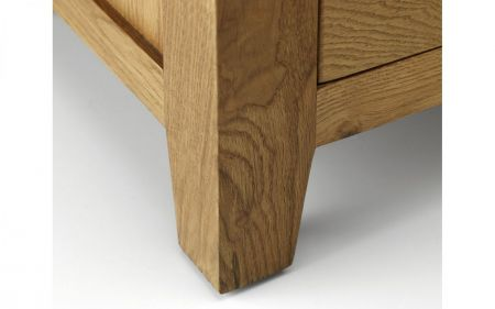Marlow 3 Drawer Bedside Table Ass
