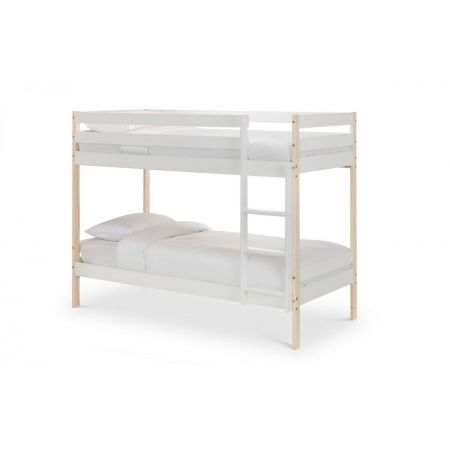 Novak Bunk Bed Bed - Two Tone