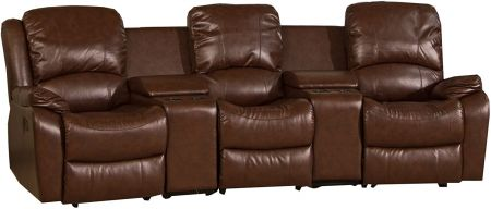 Ultimate Entertainment Recliner Suite