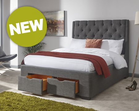 Exeter Drawer Bed