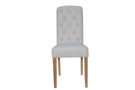 Criten Button Back Upholstered Chair