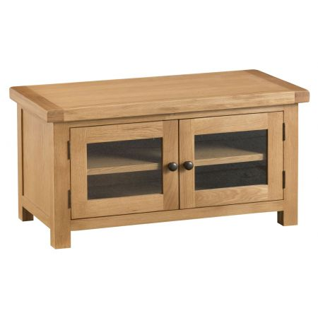 Charlie Standard Tv Unit (With Glass Doors)