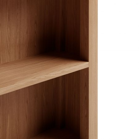 Garrow Large Bookcase Oak