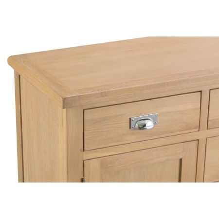 Lovran 2 Door 6 Drawer Sideboard