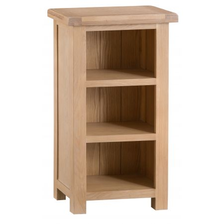 Lovran Narrow Bookcase Oak