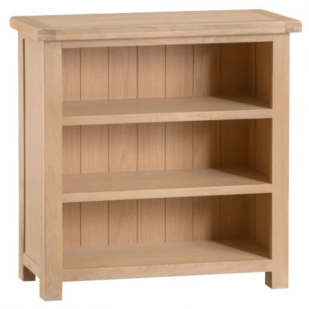 Lovran Small Bookcase Oak