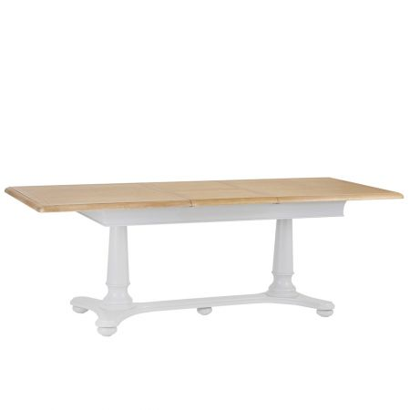 Movo Butterfly 1.6M Extending Table Grey