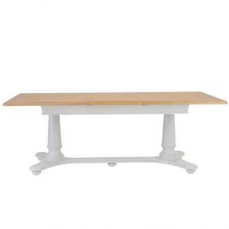 Movo Butterfly 2.1M Extending Table Grey