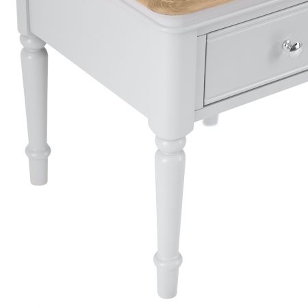 Movo Lamp Table Grey