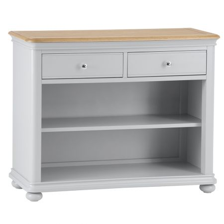 Movo Small Bookcase Grey