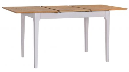 Nuton Butterfly 1.2M Extending Table Grey