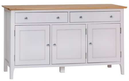 Nuton 3 Door Sideboard Grey