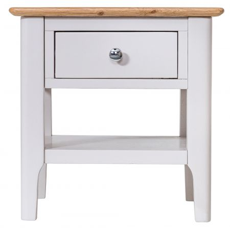 Nuton Lamp Table Grey