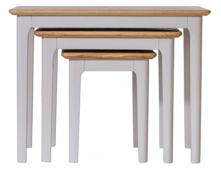 Nuton Nest Of 3 Tables Grey