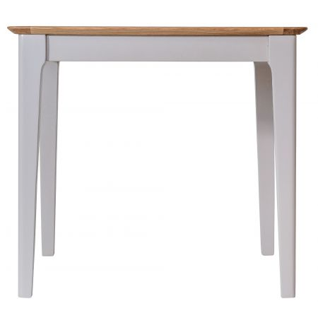 Nuton Small Dining Fixed Top Table Grey