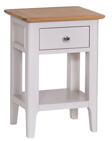 Nuton Side Table Grey