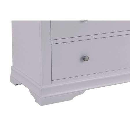 Swinco 2 Over 3 Chest Of Drawers Grey