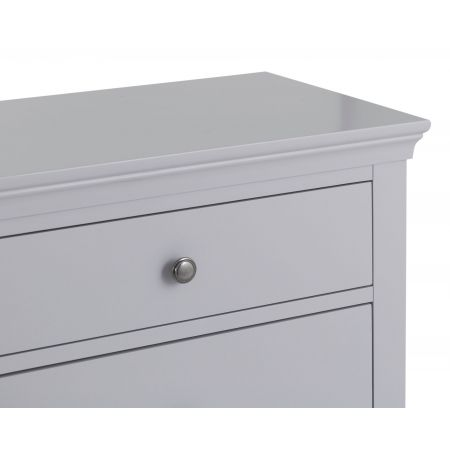 Swinco 6 Drawer Chest Of Drawers Grey