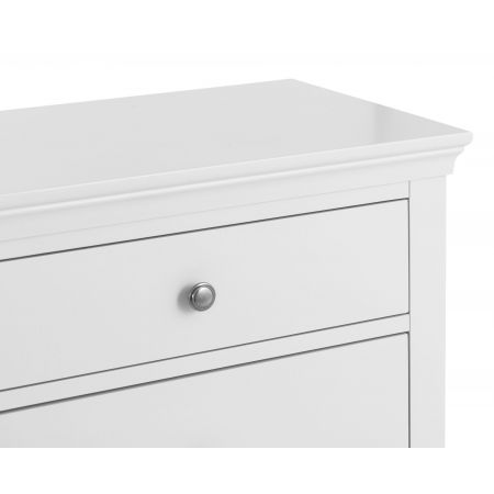 Swinco 6 Drawer Chest Of Drawers White
