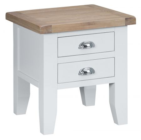 Trent Lamp Table Grey