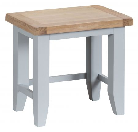 Trent Nest Of 2 Tables Grey