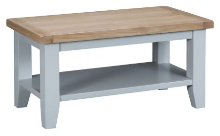 Trent Small Coffee Table Grey