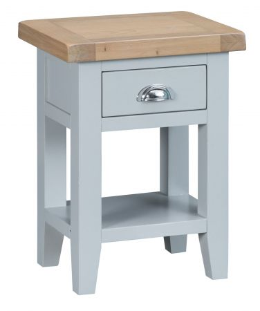 Trent Side Table Grey