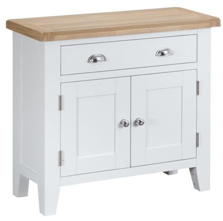 Trent Small Sideboard White
