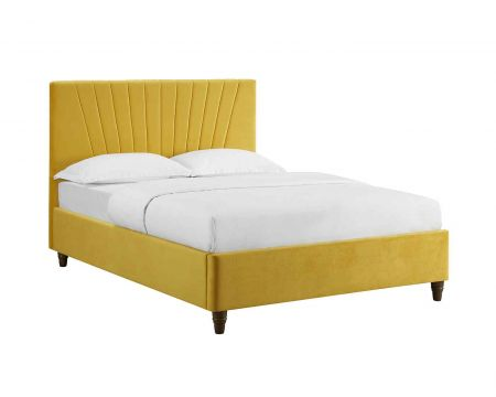 Lisson Fabric Bed Frame