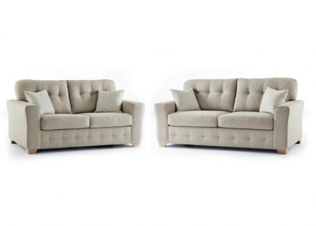 Harper Fabric Sofa Set