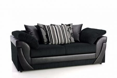 Liance Corded Sofa Set