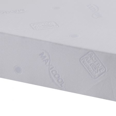 Maxicool 150mm Reflex Foam 50mm Memory Foam Temperature Sensitive Mattress