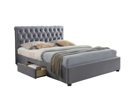 Marlow Fabric Storage Bed